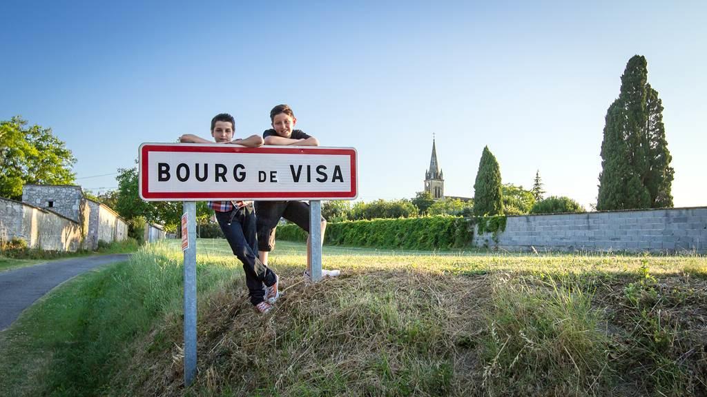 bourg de visa