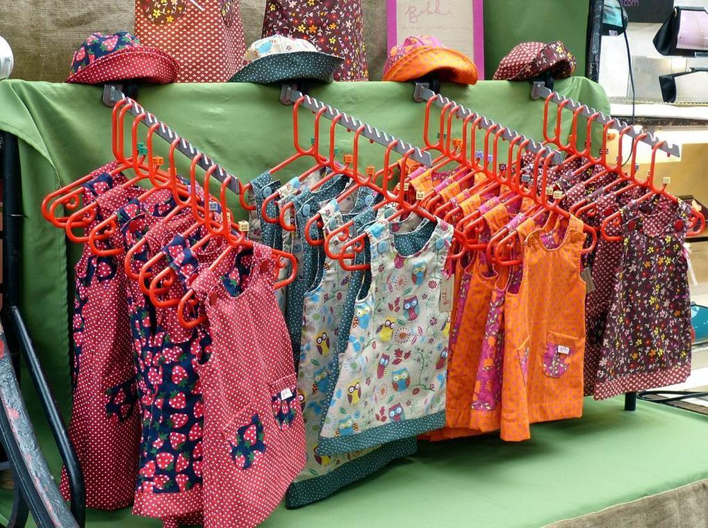 Boutique vêtements enfants