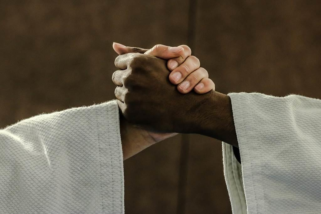 Pratique du judo