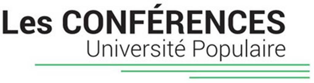 Conférence à l'Université Populaire de Caussade