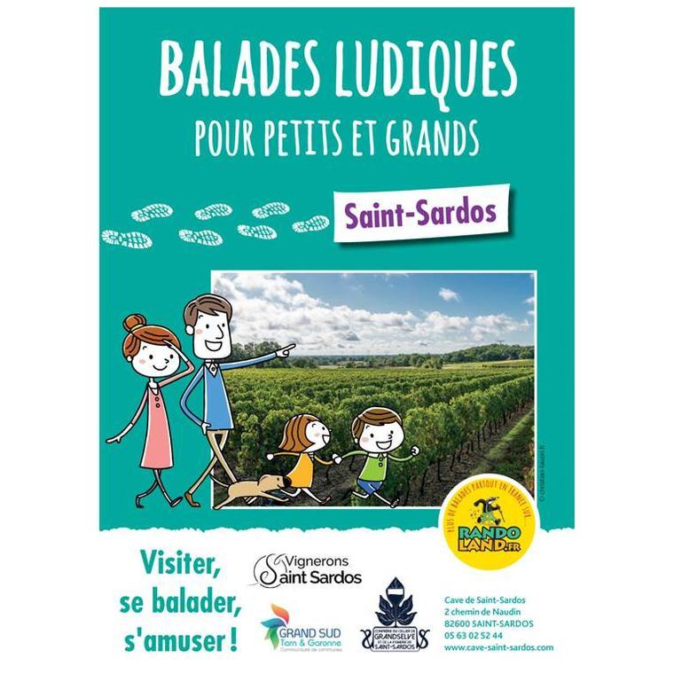 Randoland Saint-Sardos