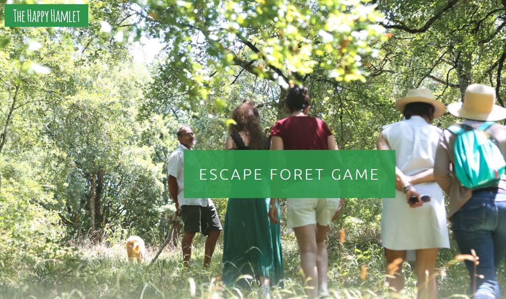 Escape Forest Game - The Happy Hamlet, Fauroux