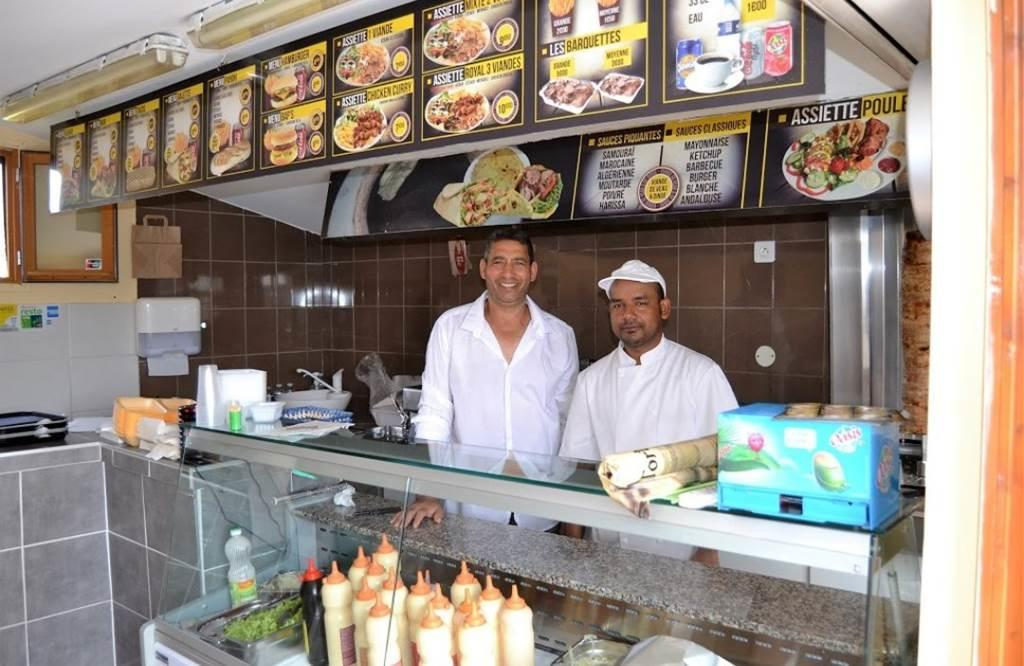 Chalet à Kebab