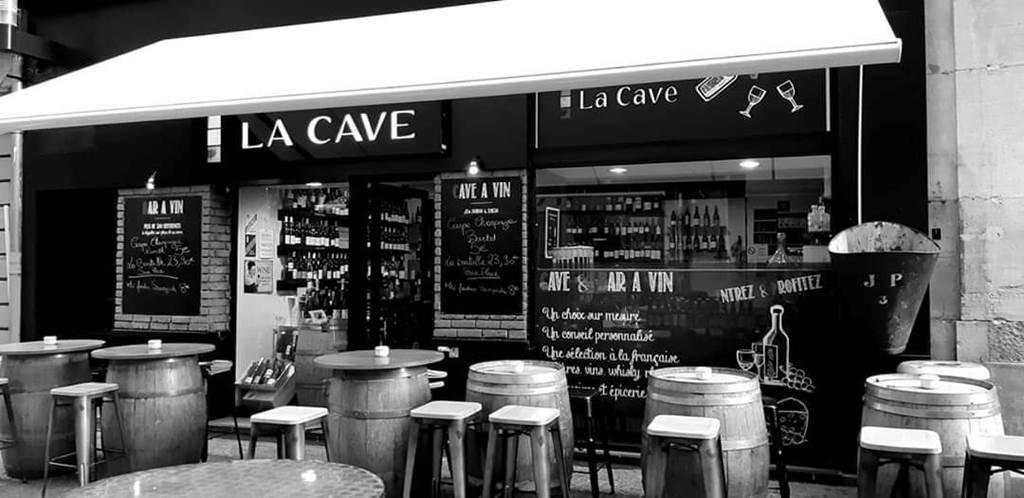 La Cave La Détente bar à vins Montauban Tarn-et-Garonne