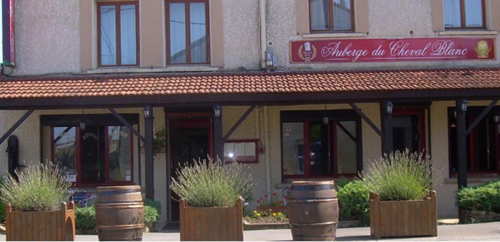 "Hôtel ""Auberge du Cheval Blanc"""