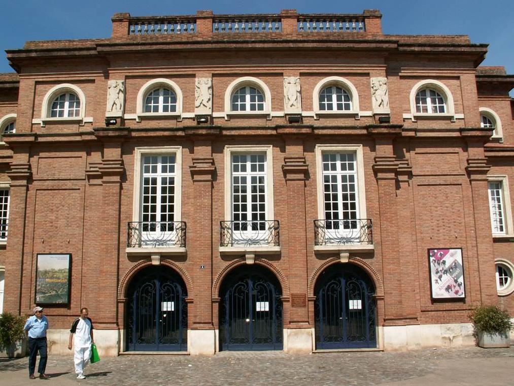 Salles de spectacles - Théâtre Olympe de Gouges