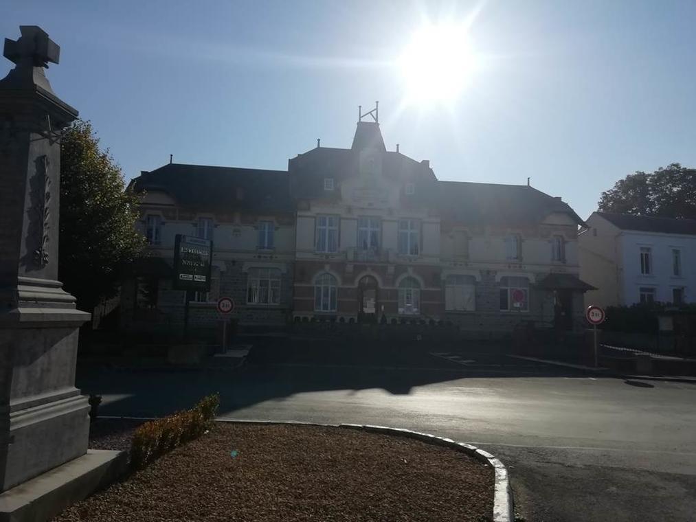 Mairie Aubrives