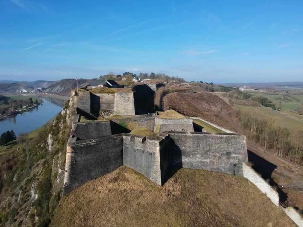 Charlemont citadelle de Givet