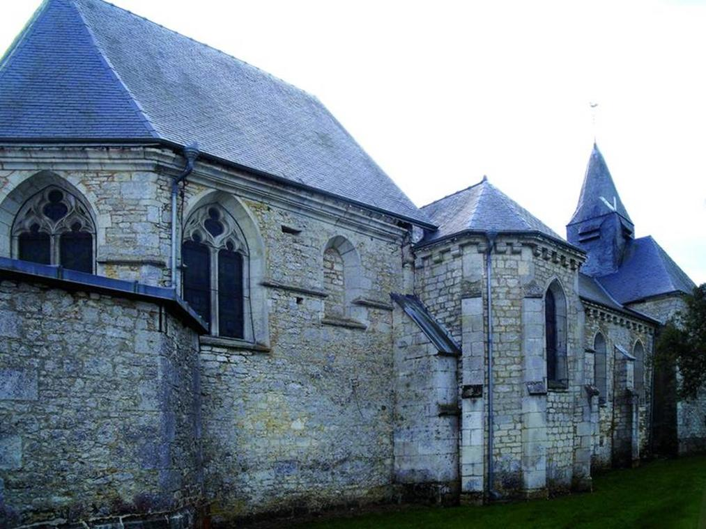 Eglise Saint-Martin de Prez