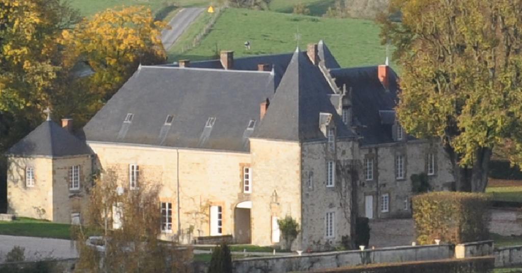 Château de Cornay