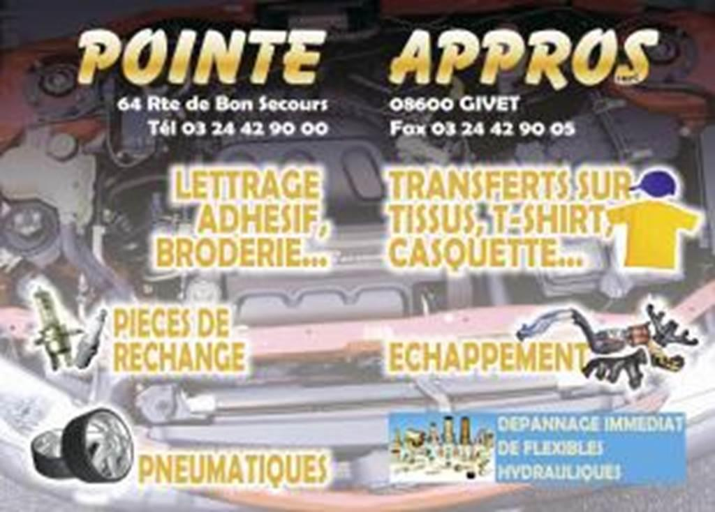 Pointe Appros