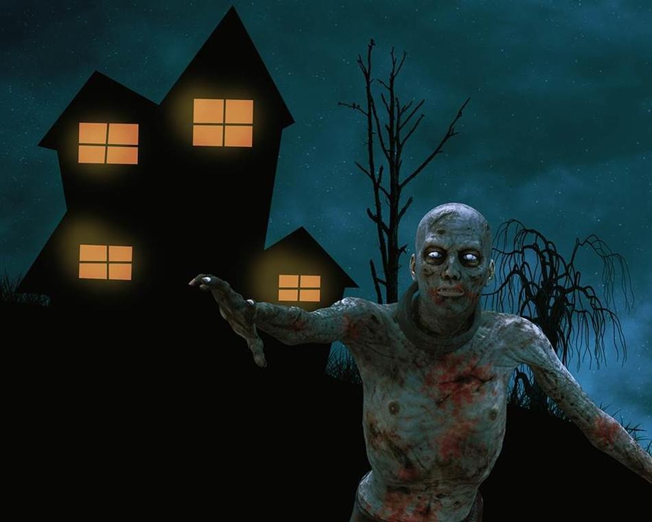 Maison de l'horreur
