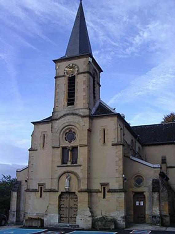 Eglise des Hauts Buttés