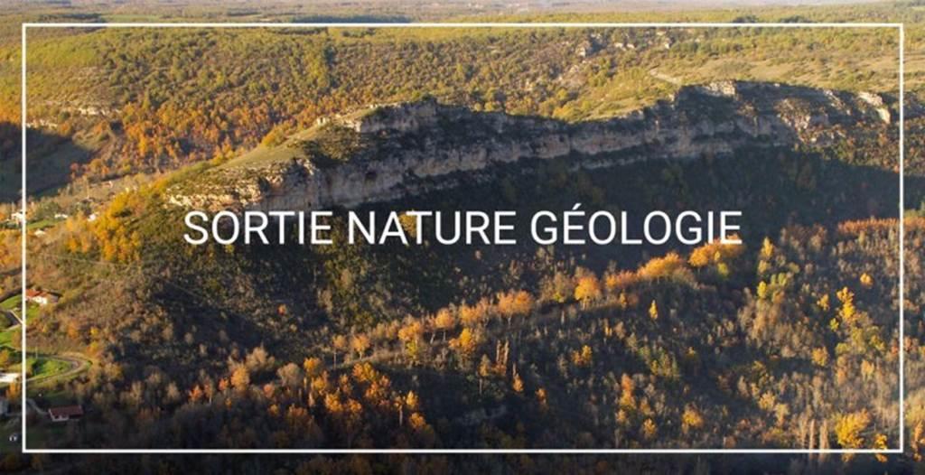 sortie géologique