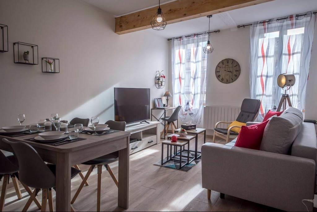 So Cozy Red meublé de tourisme Montauban