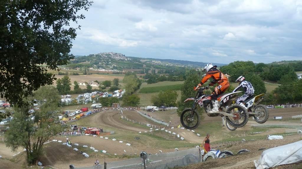 motocross de lauzerte