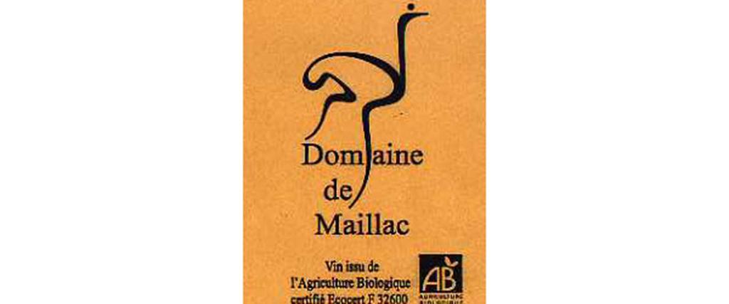 Vente à la ferme au domaine de Maillac