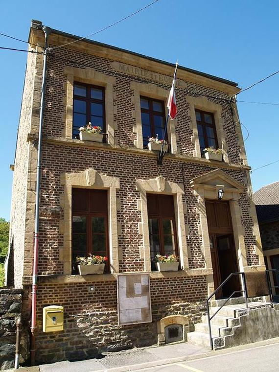 Mairie de Anchamps