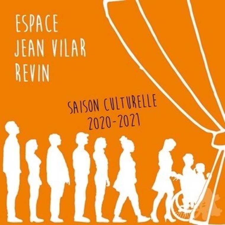 Saison culturelle Espace Jean Vilar Revin