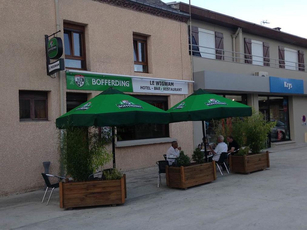 restaurant Le Wigwam