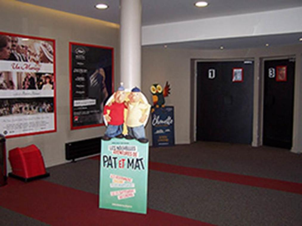 Cinéma CGR Le Paris Montauban