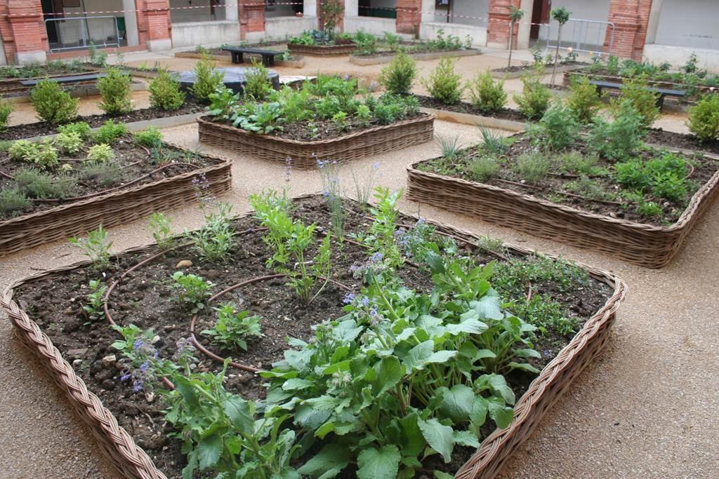 Le Jardin de Simple - Visiter Montauban - jardin public - découvrir montauban