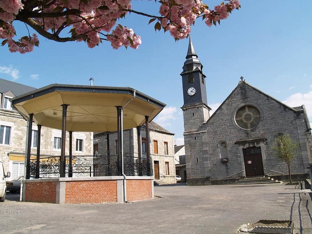 "FROMELENNES, village fleuri ""1 Fleur"""