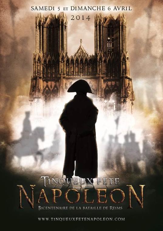 Tinqueux fête Napoléon
