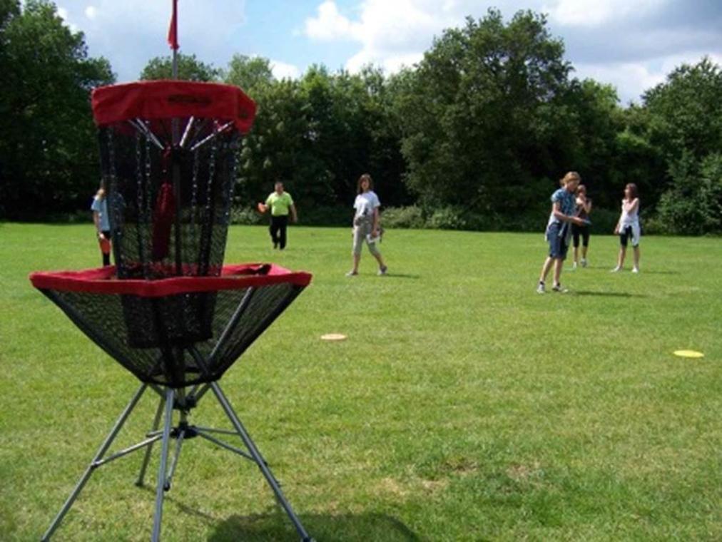 Disc golf - Parc d'Olhain