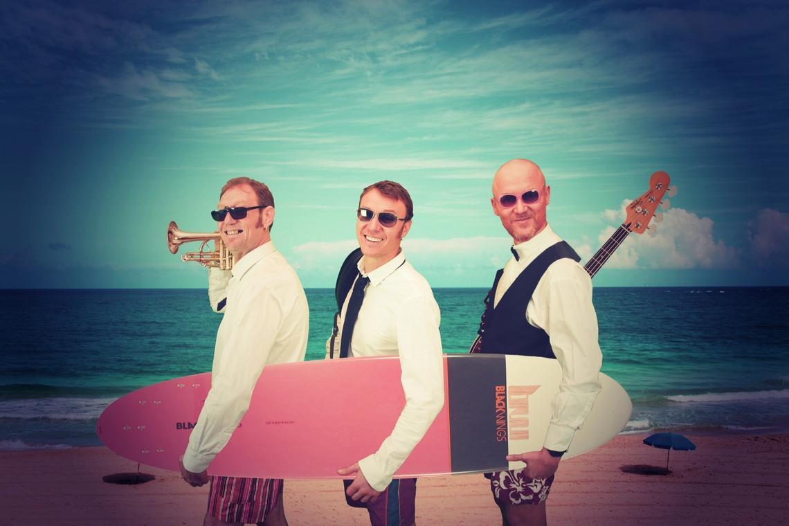 Les garçons de plage