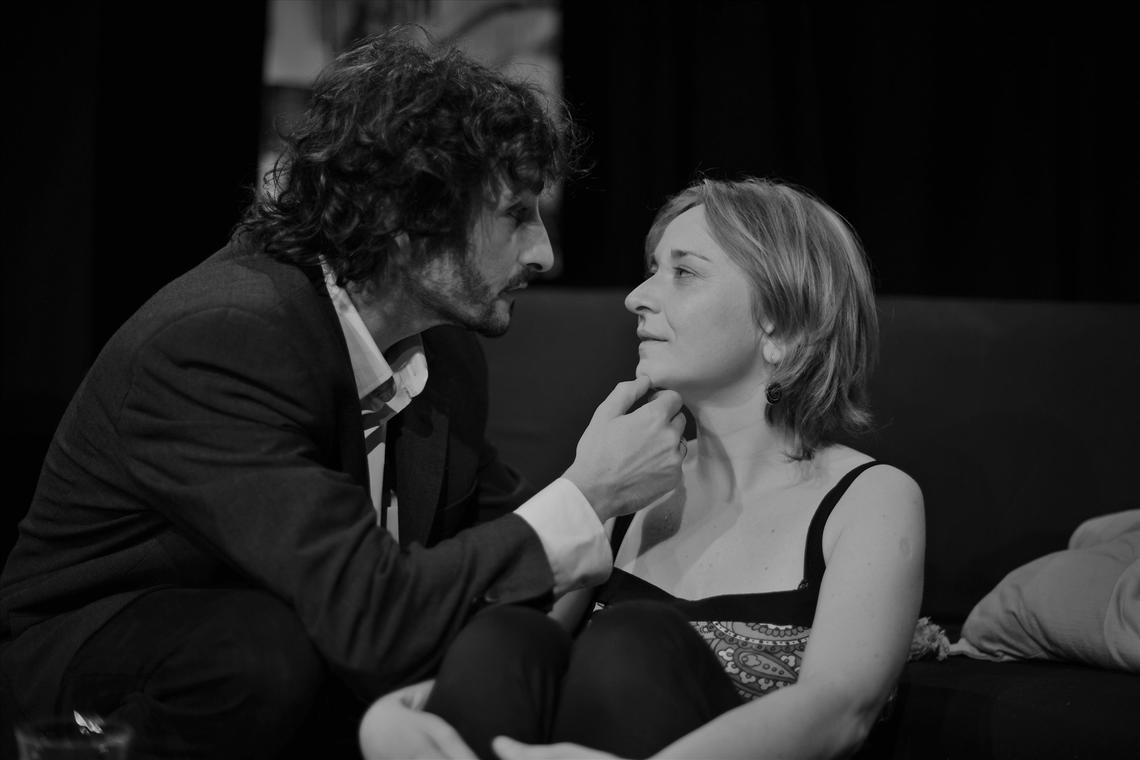 Samuel Découx et Laure Mounier