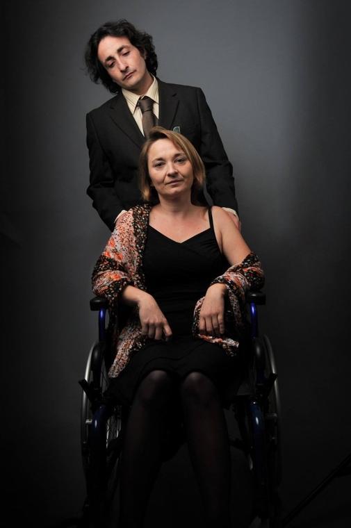 Laure Mounier et Samuel Découx