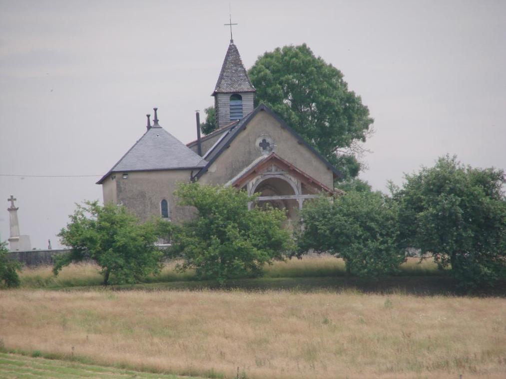 Eglise de Crans