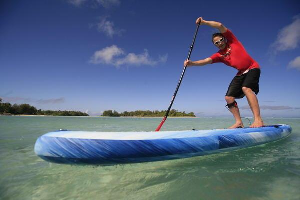Stand Up Paddle au lac de Paladru