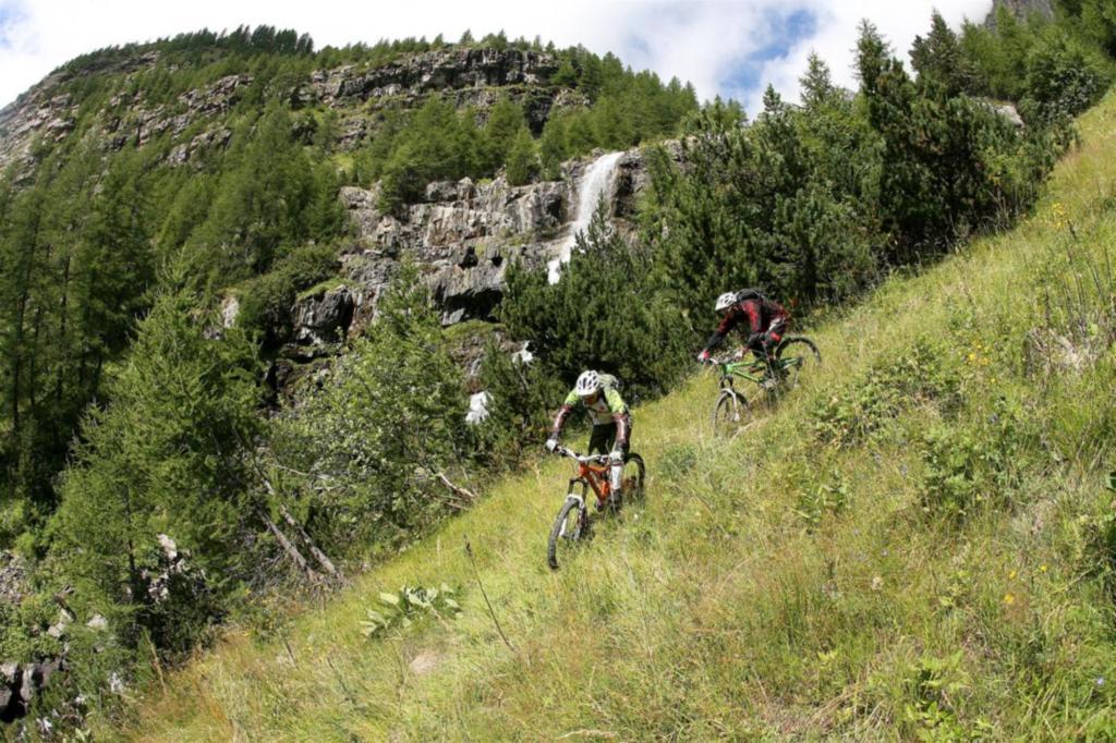 VTT avec les Accompagnateurs en Montagne du Champsaur