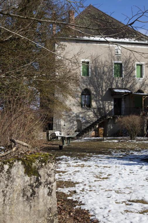 La maison de Chavaroche de Chavanod