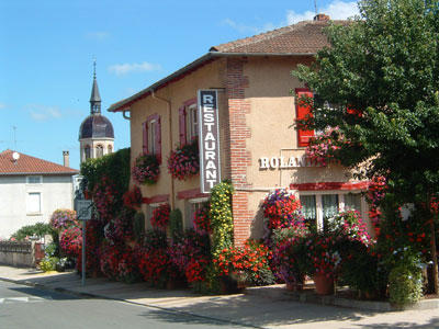 Restaurant Chez Rolande