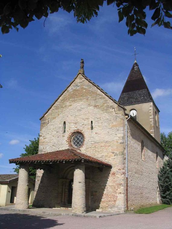 Eglise Saint-Jean-sur-Reyssouze