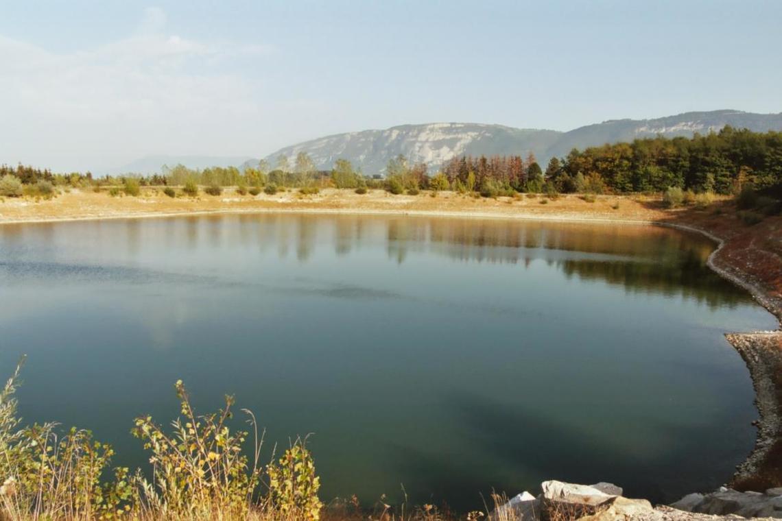 Lac d'Ogny