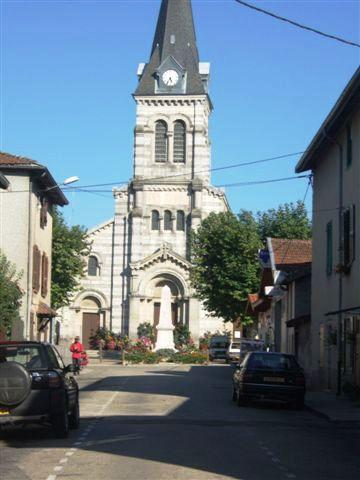 église Chalamont