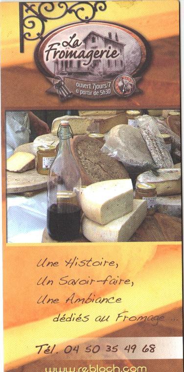 La fromagerie de Viry