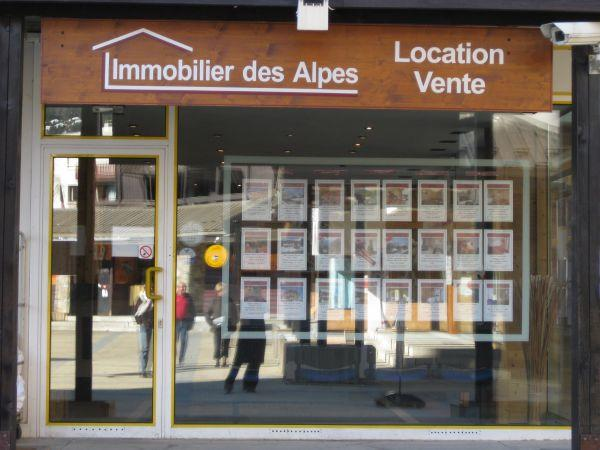 AGENCE IMMOBILIER DES ALPES