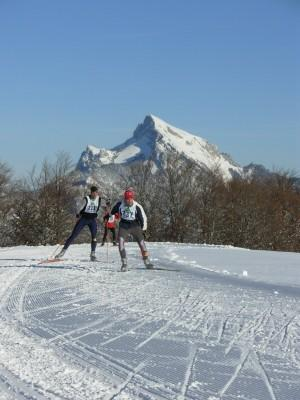 Espace nordique de ski de fond
