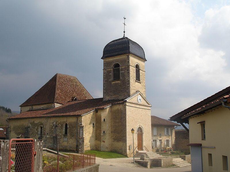 Eglise Verjon