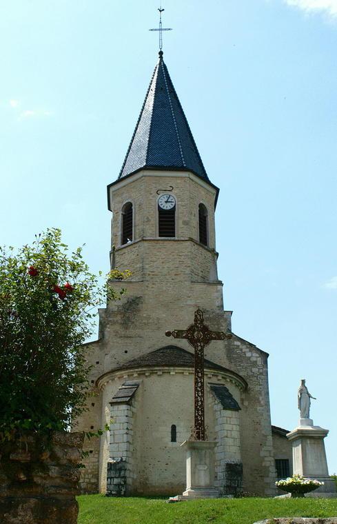 Eglise St Martin de Buellas