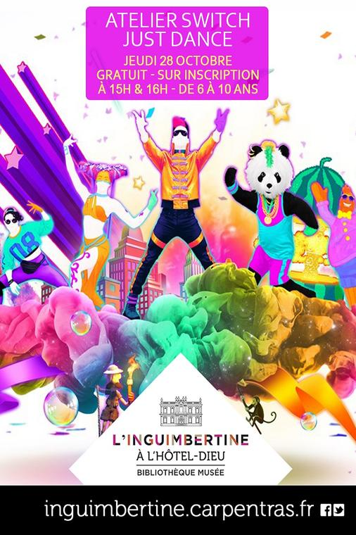 Atelier Switch - just dance