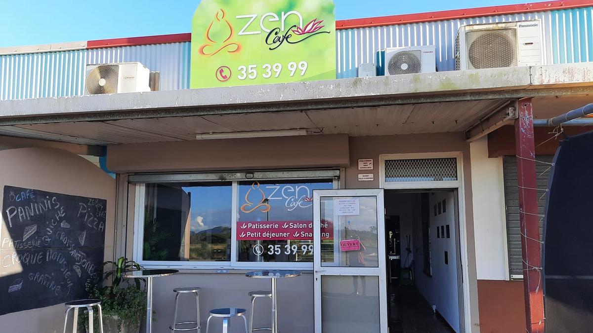 Salon de thé Zen Café