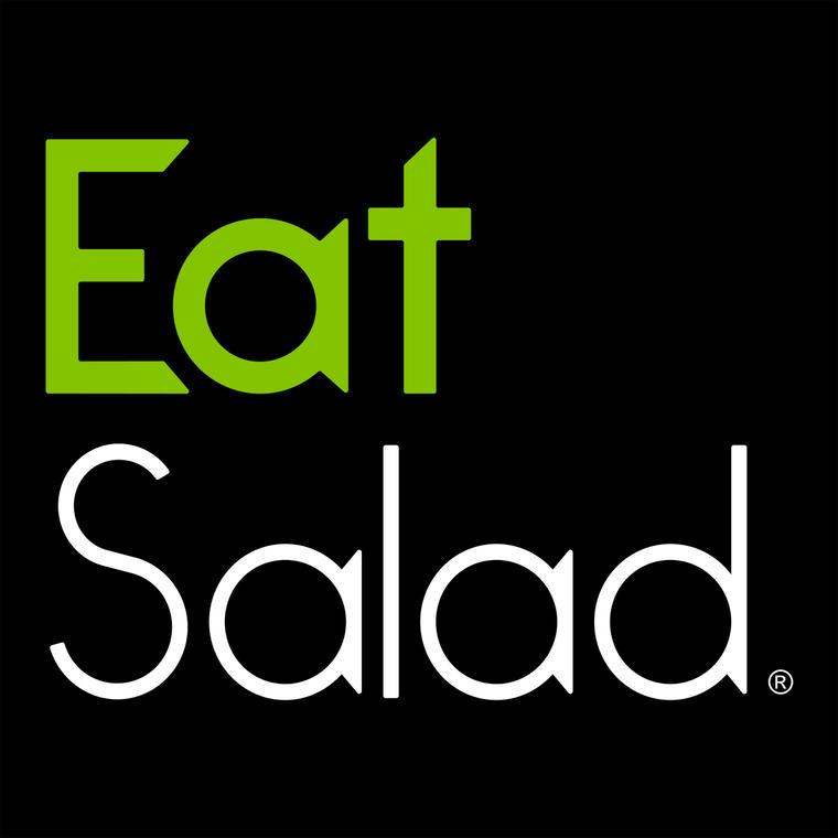 Eat salad logo