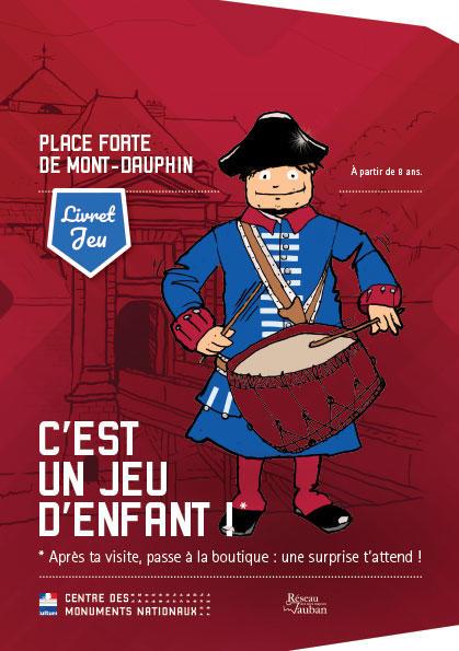 Livret jeu Mont-Dauphin