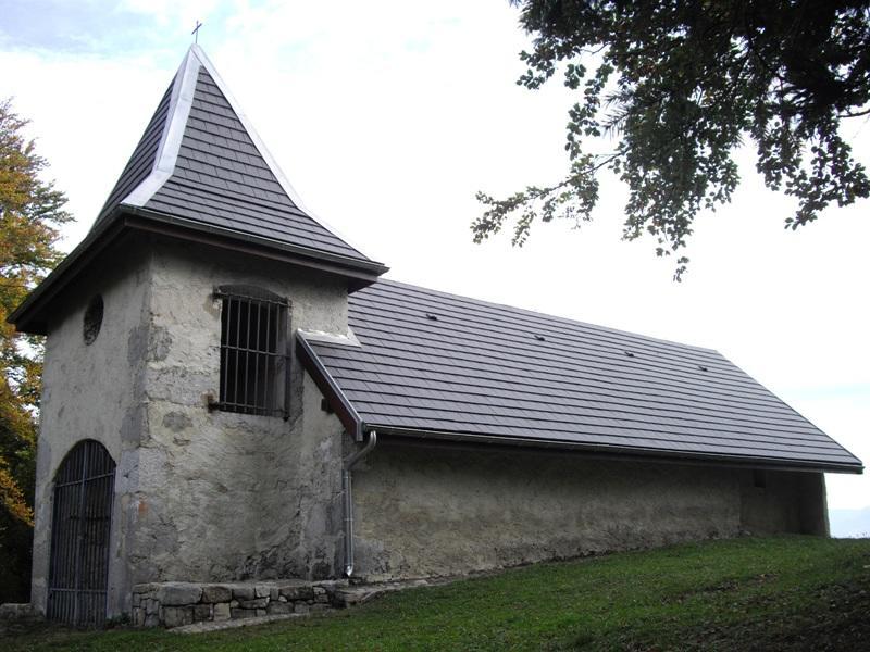 Chapelle St Michel St Bernard du Touvet